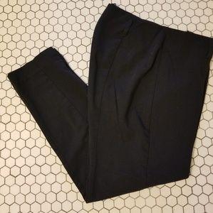 Black Christie Fit Victoria Secret dress pants.